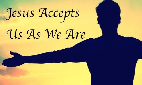 Jesus Accepts the Unclean