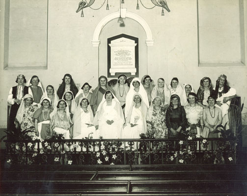 Ladies of the Church (late 1920s / early 1930s)
